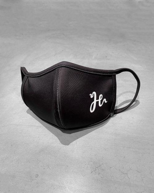 Humbleton Facemask Ansiktsmask svart