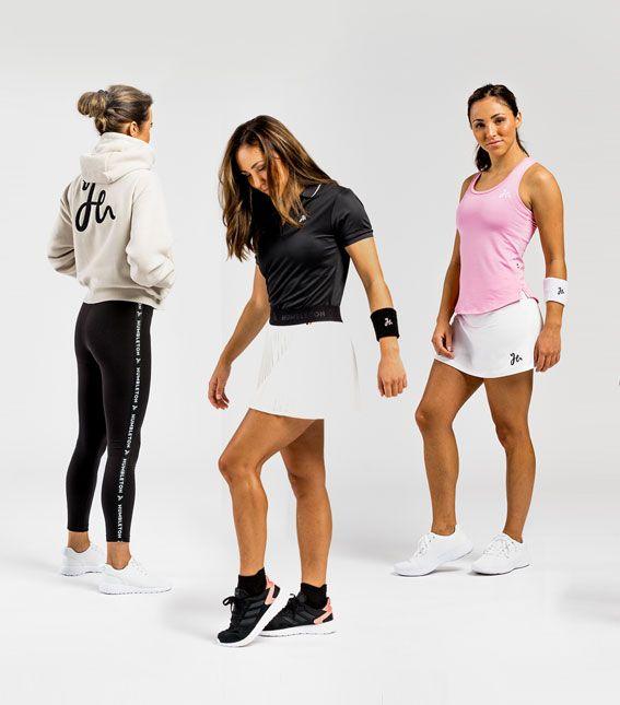 Padelkläder för kvinnor, tjejer, dam
