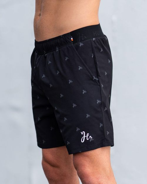 Padel shorts i vårt signaturmönster - Stryker Humbleton